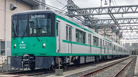 新車ガイド 新車速報 神戸市交通局6000形