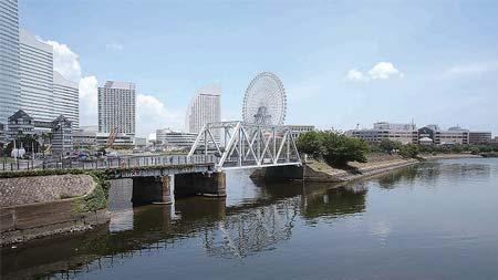 宮田名誉編集長と街さんぽ 横浜港を巡る鉄道編