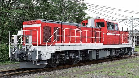 新車ガイドJR貨物 DD200形901号機