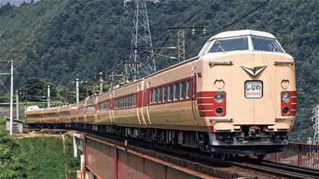 特集381系列車ものがたり