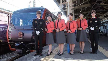 鉄道ファン乗車インプレッションHB-E300系「海里」