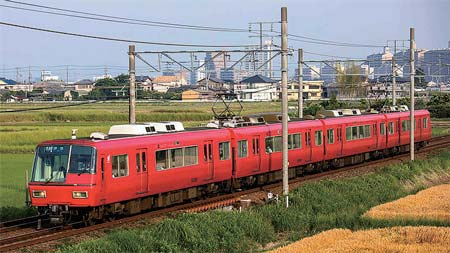 引退迫る!名古屋鉄道5300・5700系