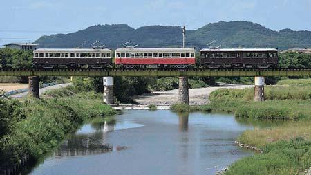23号・120号・300号・500号,引退に向けてカウントダウン高松琴平電気鉄道のレトロ電車たち