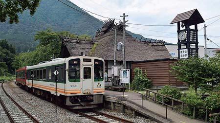 30年前の鉄道風景 国鉄・JR転換線探訪 会津鉄道
