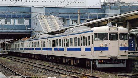 JR九州の交直流電車415系