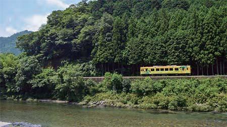 30年前の鉄道風景 国鉄・JR転換線探訪 錦川鉄道錦川清流線
