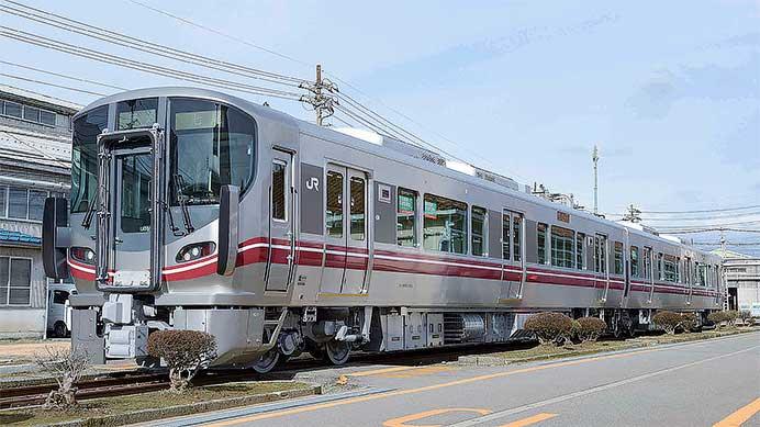 JR西日本 521系100番台