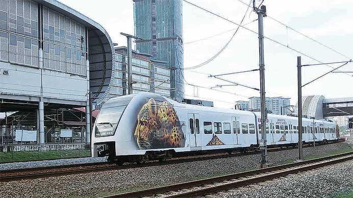 マレーシア クアラルンプールの都市鉄道