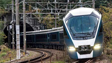 鉄道ファン乗車インプレッションJR東日本E261系Saphir ODORIKO 試乗記