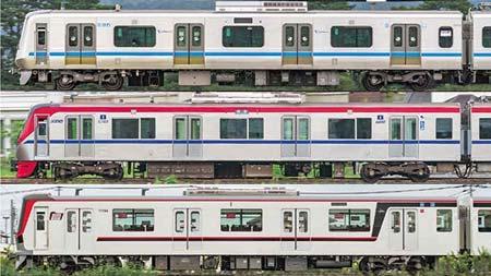 特集私鉄通勤形電車 2021