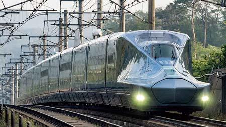 特集 新幹線最前線2021