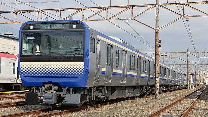 JR東日本E235系1000番台