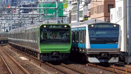 特集東京近郊JR路線別ガイド