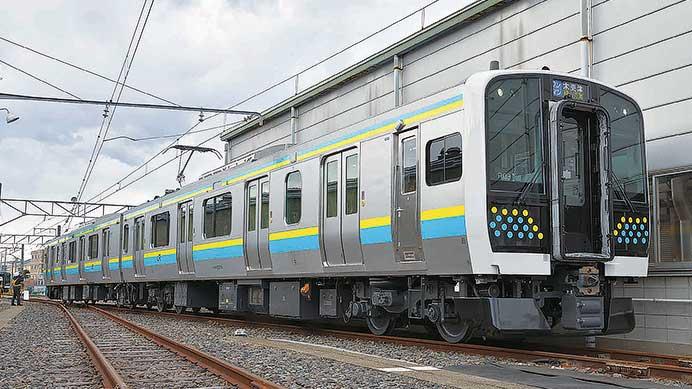 JR東日本E131系