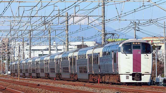 JR東日本215系