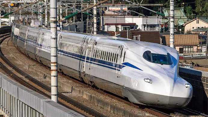 JR東海 N700S量産車