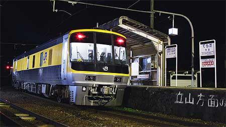 富山地鉄にキヤ141系が初入線