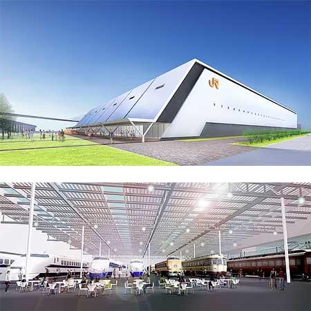 JR東海,博物館を建設へ