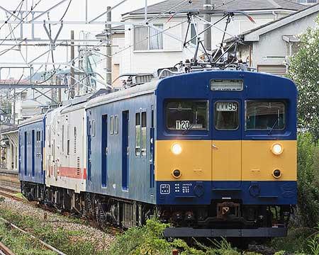 マヤ50-5001,鶴見線と東海道貨物線を検測