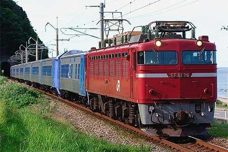 キハ261系1000番台の構体輸送