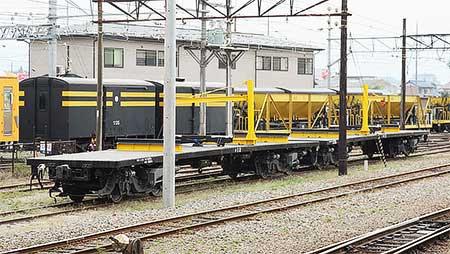 近江鉄道にチ11+チ12が登場
