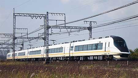 近鉄21020系によるお召列車運転