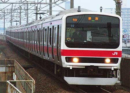 209系500番台,京葉線で営業運転を開始