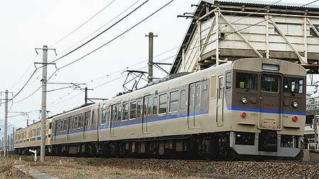 115系6500番台,山陽本線で営業運転を開始