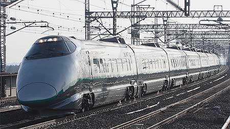 400系L1編成(試作車)が新幹線総合車両センターへ
