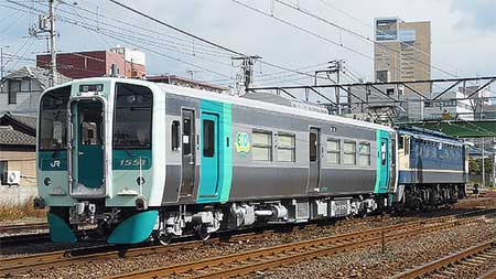 JR四国,1500形気動車を増備