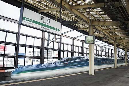 E954形「FASTECH360S」が上越新幹線で試運転