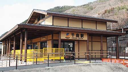 しなの鉄道「千曲駅」開業|鉄道ニュース|2009年3月15日掲載|鉄道 ...