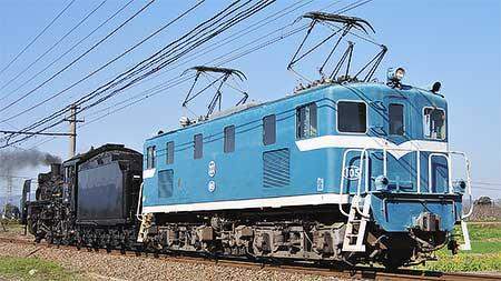 C58 363,広瀬川原車両基地へ回...