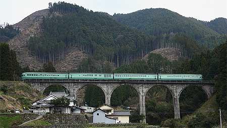 キハ72系,日田彦山線に入線
