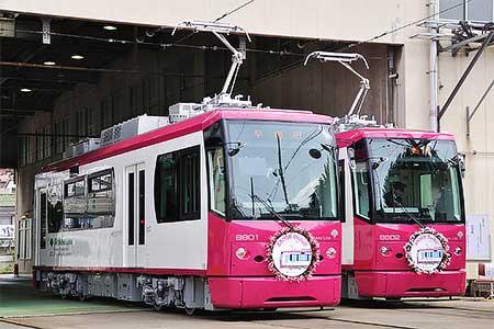東京都交通局8800形が営業運転を開始