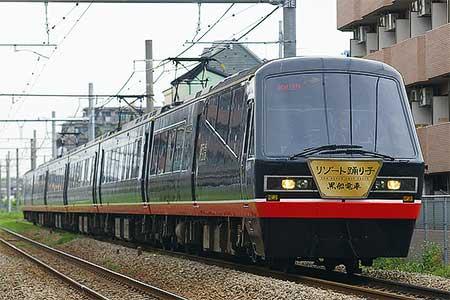"""特急""""リゾート踊り子""""91・92号運転"""