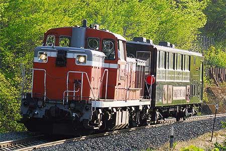ナハ29002「バーベキューカー」が釧路へ