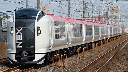 """Картинки по запросу """"Narita Express на станции Токио"""""""""""