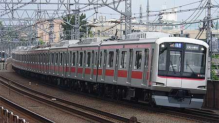 東急5000系5118編成が東横線で運用開始
