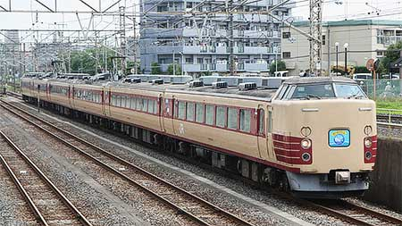 「横浜・神奈川DC号」運転
