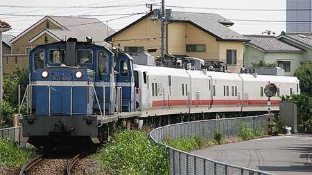 キヤE193系「East i-D」,京葉臨海鉄道で検測を実施