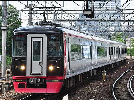 名鉄1700系の前面表示器がLED化される 鉄道ニュース 2009年6月7日 ...