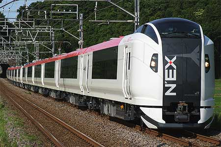 E259系が総武本線・成田線で試運転実施
