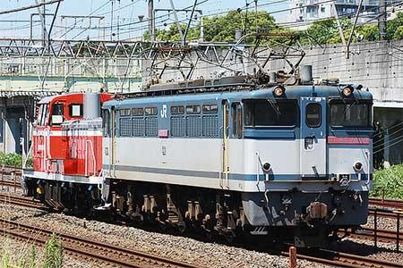 衣浦臨海鉄道KE65-3が輸送される