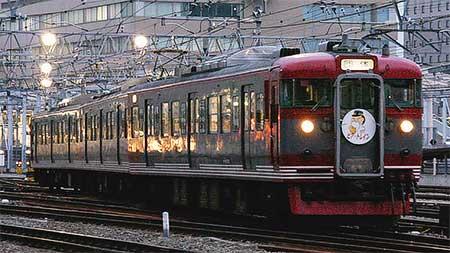しなの鉄道で「納涼ビール列車2009」運転