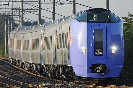 キハ261系1000番台 増備車が試運転を実施
