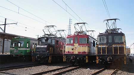 岳南鉄道『機関車まつり』を開催