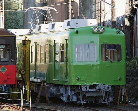 銚子電鉄,もと伊予鉄道800系の現状