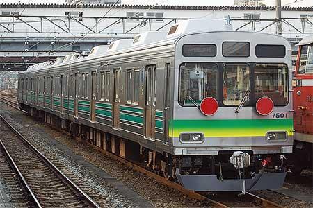もと東急8090系が秩父鉄道へ