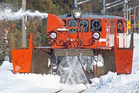 信越山線で「特雪」運転